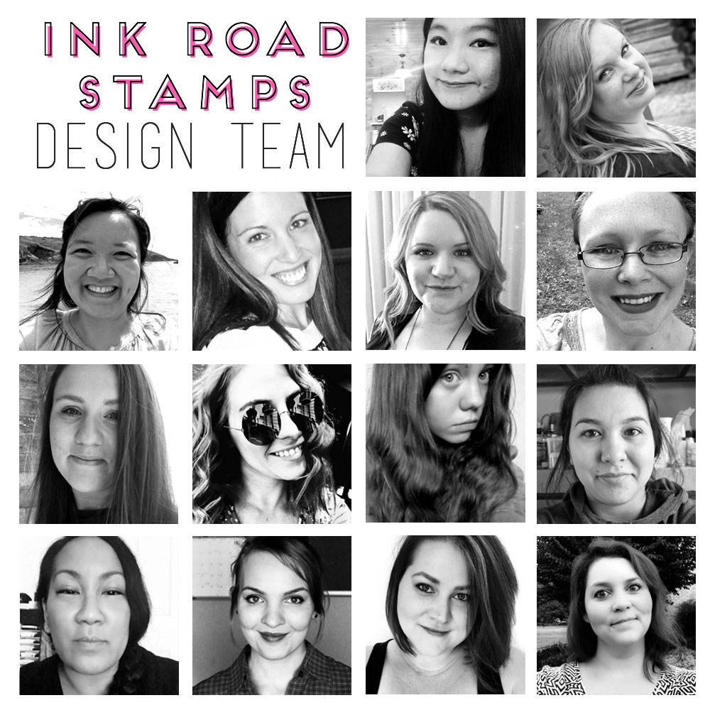 Ink Road Stamps Design Team