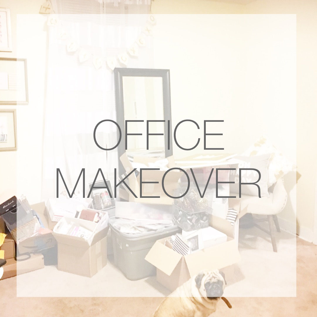 Ink Road Office Makeover