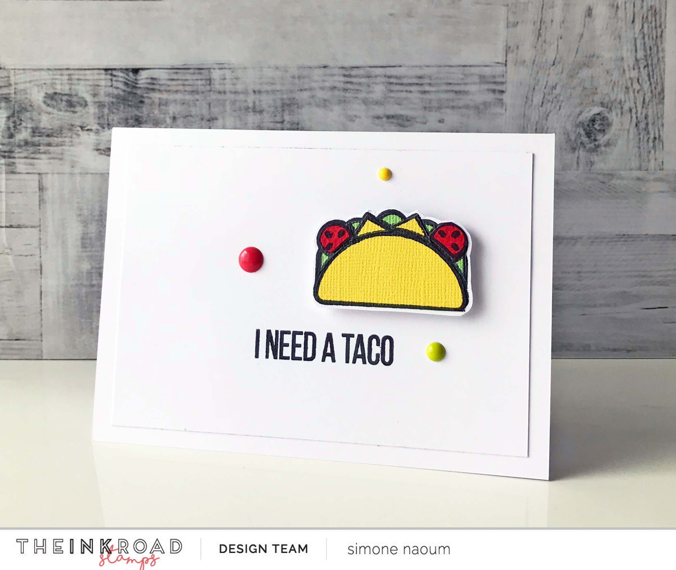 Do you need a Taco? I definitely need a Taco!