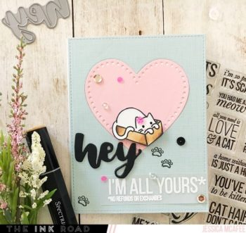 Cute Cat Card