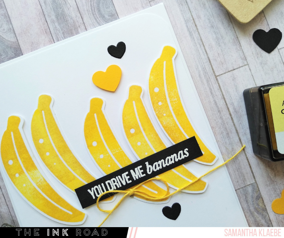 Card in a good way You Drive Me Bananas!